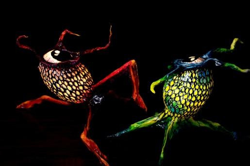 CindyCooperBlair_Arborian Mimic Bug Mating Dance
